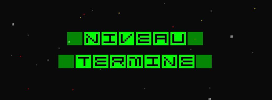 Hyper Sentinel_Niveau Terminé