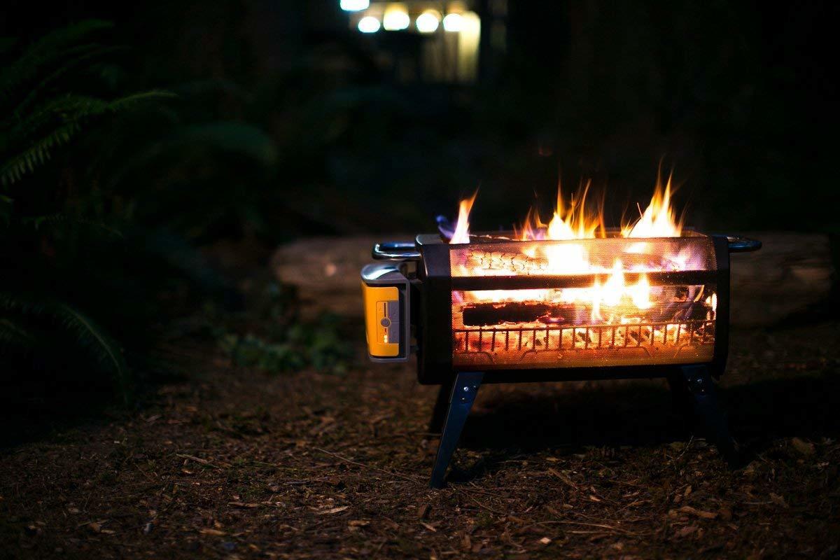BioLite FirePit Barbecue