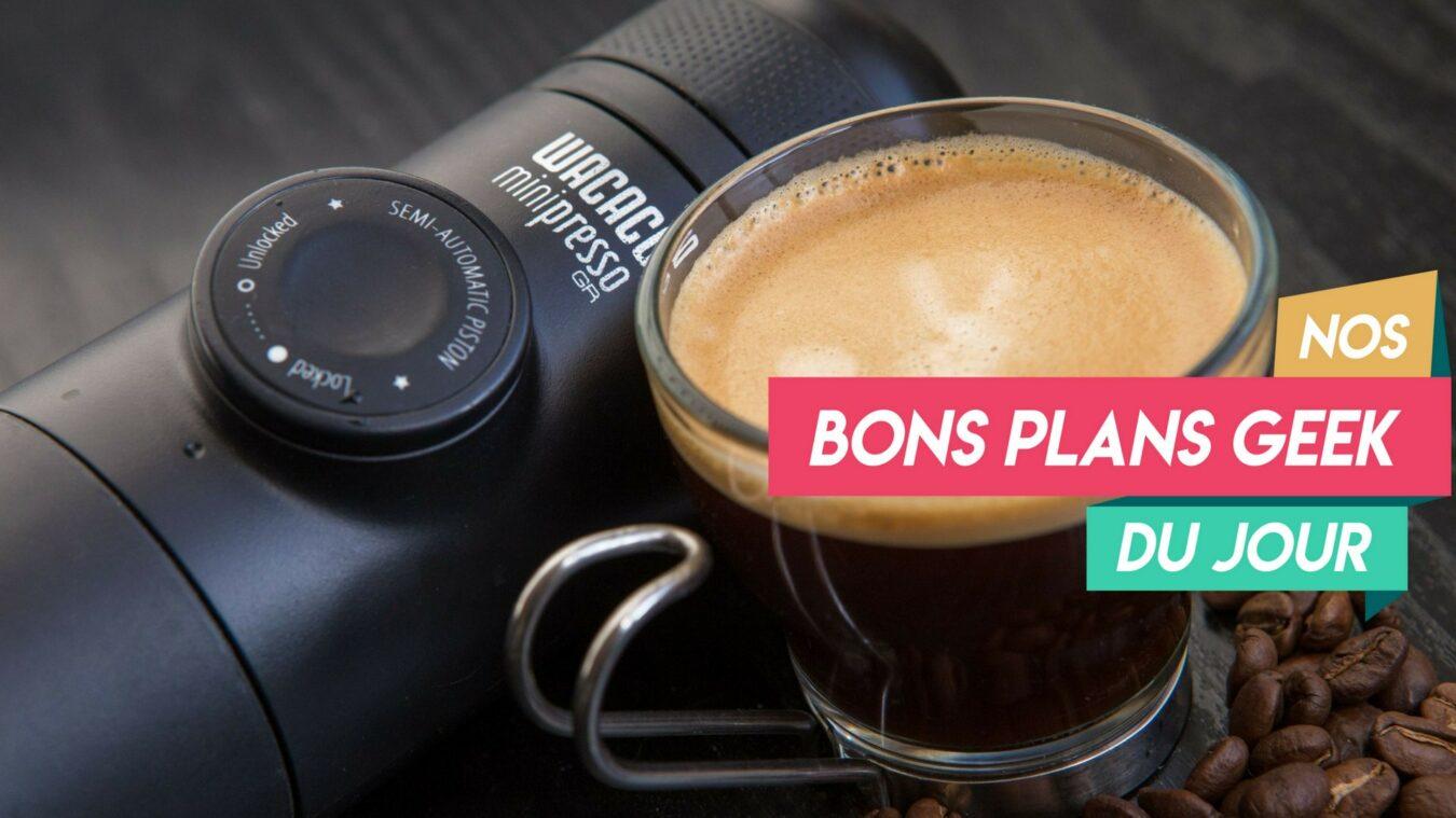 Photo of #BonPlan Minipresso NS, pour un bon café n'importe ou n'importe quand pendant vos vacances!