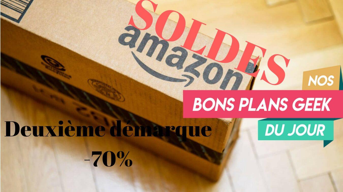 Photo of #BonPlan -70% sur Amazon pour les Soldes et 10€ offert avec Amazon Assistant