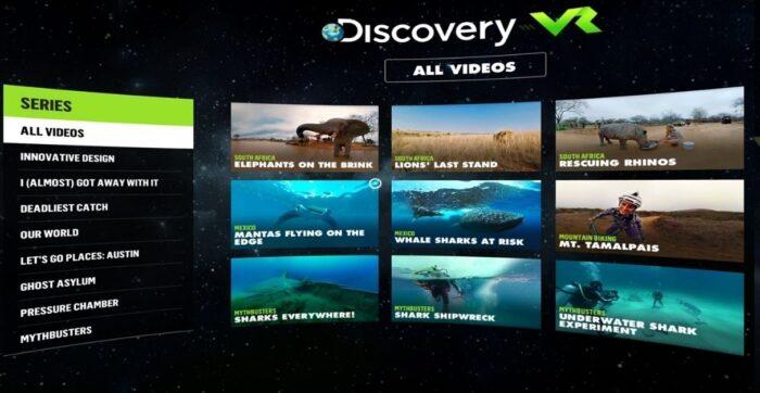 DiscovryVR