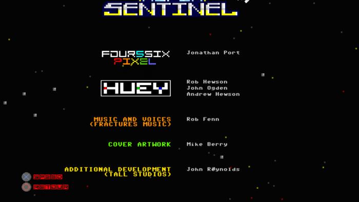 Hyper Sentinel_La team