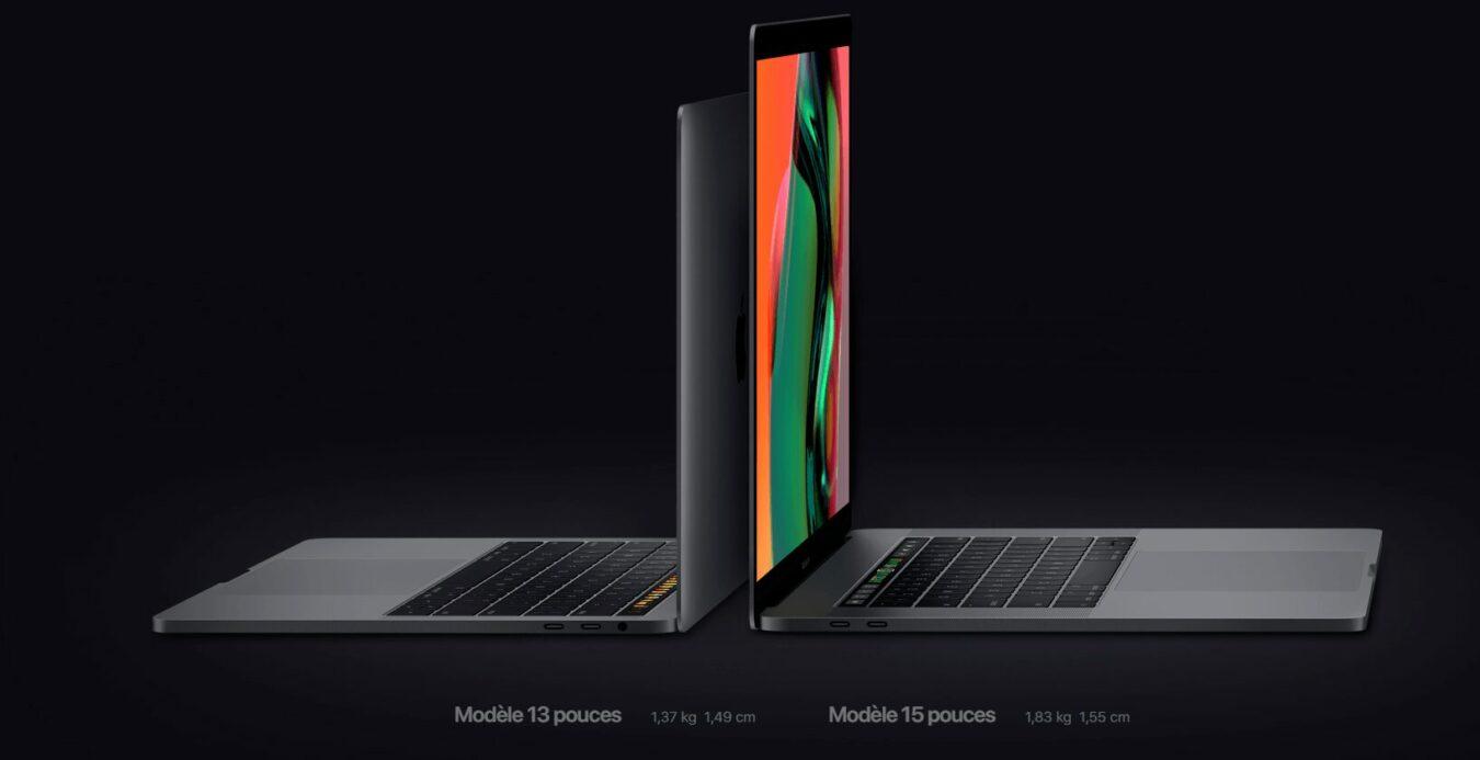 Photo of Nouveaux MacBook Pro et des radars à smartphone #TechCoffee