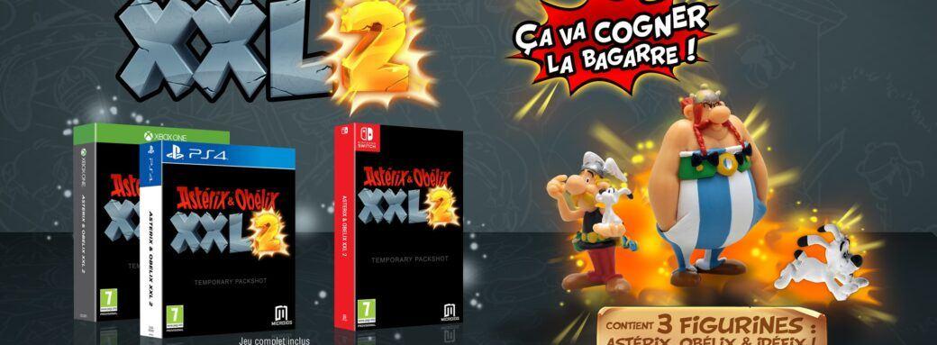 Astérix & Obélix XXL 2 limité