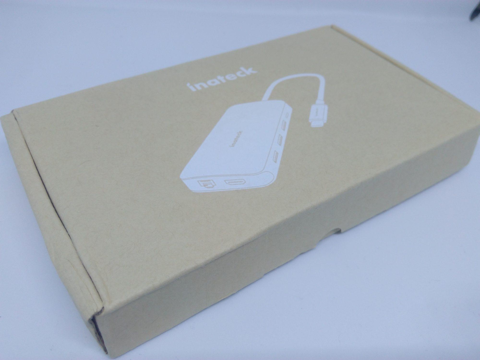 inateck-SC01001-package vue de côté