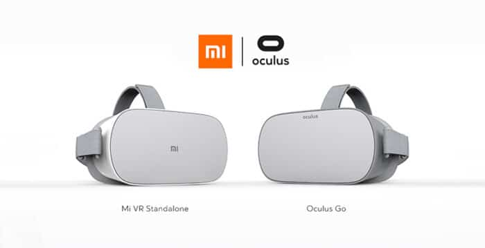 mi vs Oculus GO