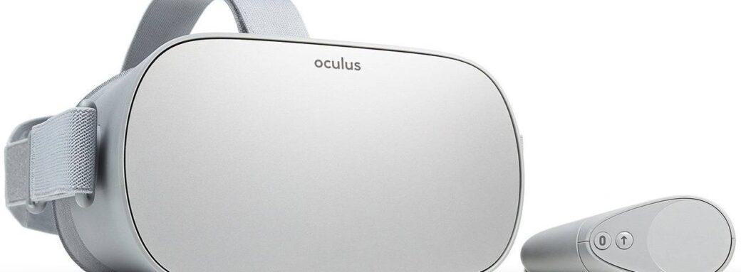Avis du Oculus Go