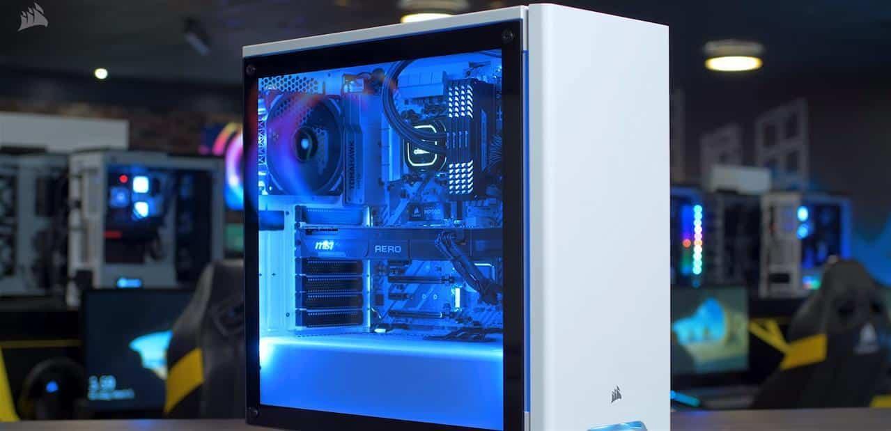 GeForce RTX 2080 Amarok tour gamer