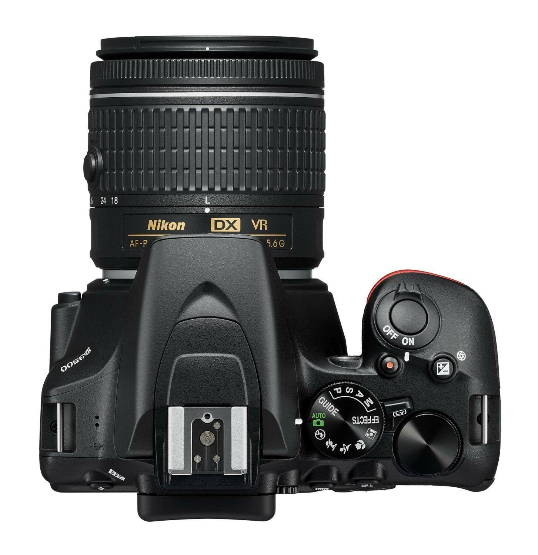 nikon D3500 Reflex d'entrée de gamme