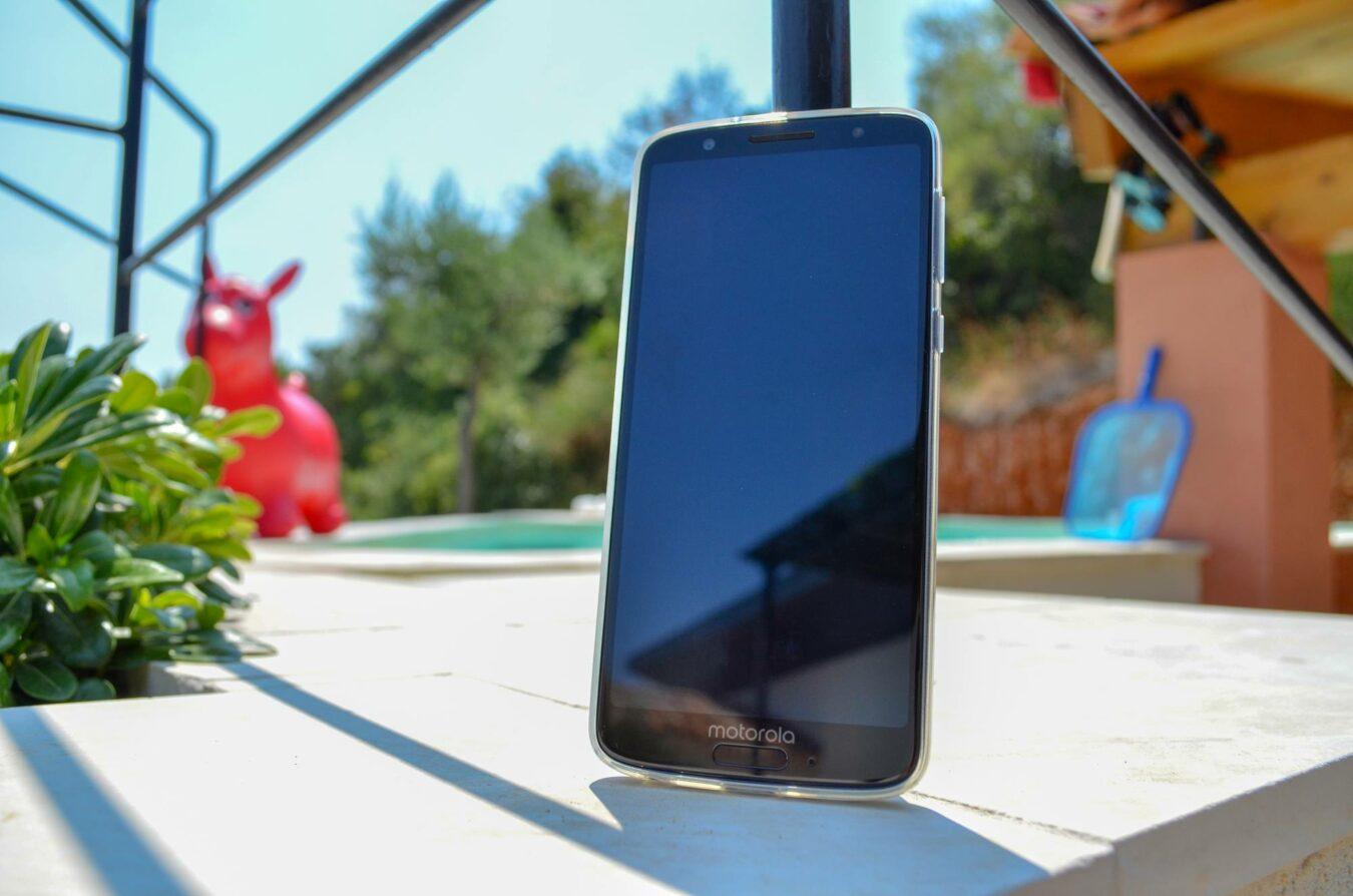 Avis du Motorola Moto G6