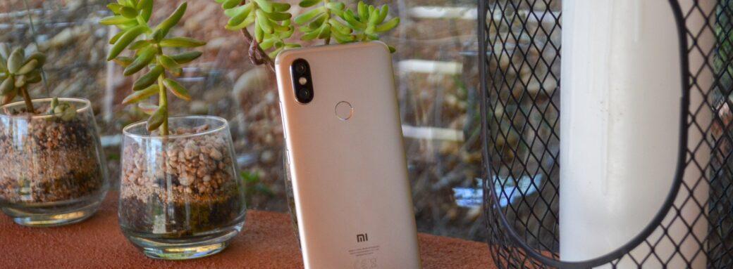 Avis du Xiaomi Mi A2