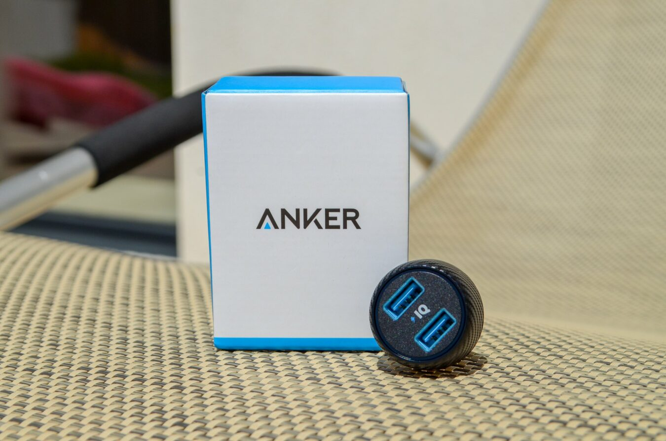 Photo de Test – Anker PowerDrive Elite 2 : Un chargeur voiture PowerIQ