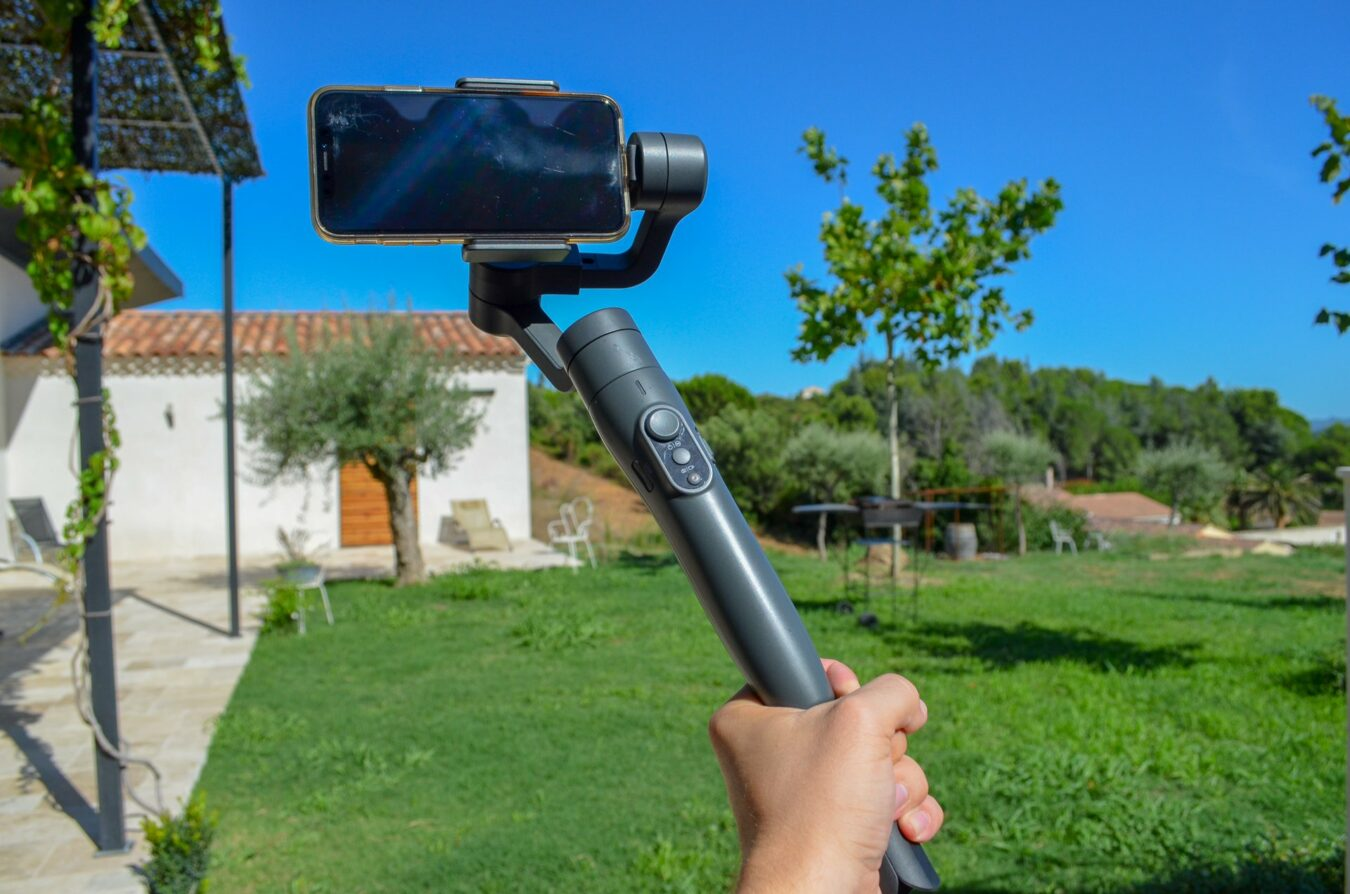 Photo of Test – PNJ FeiyuTech Vimble 2 : Le stabilisateur qui perfectionne les selfies !
