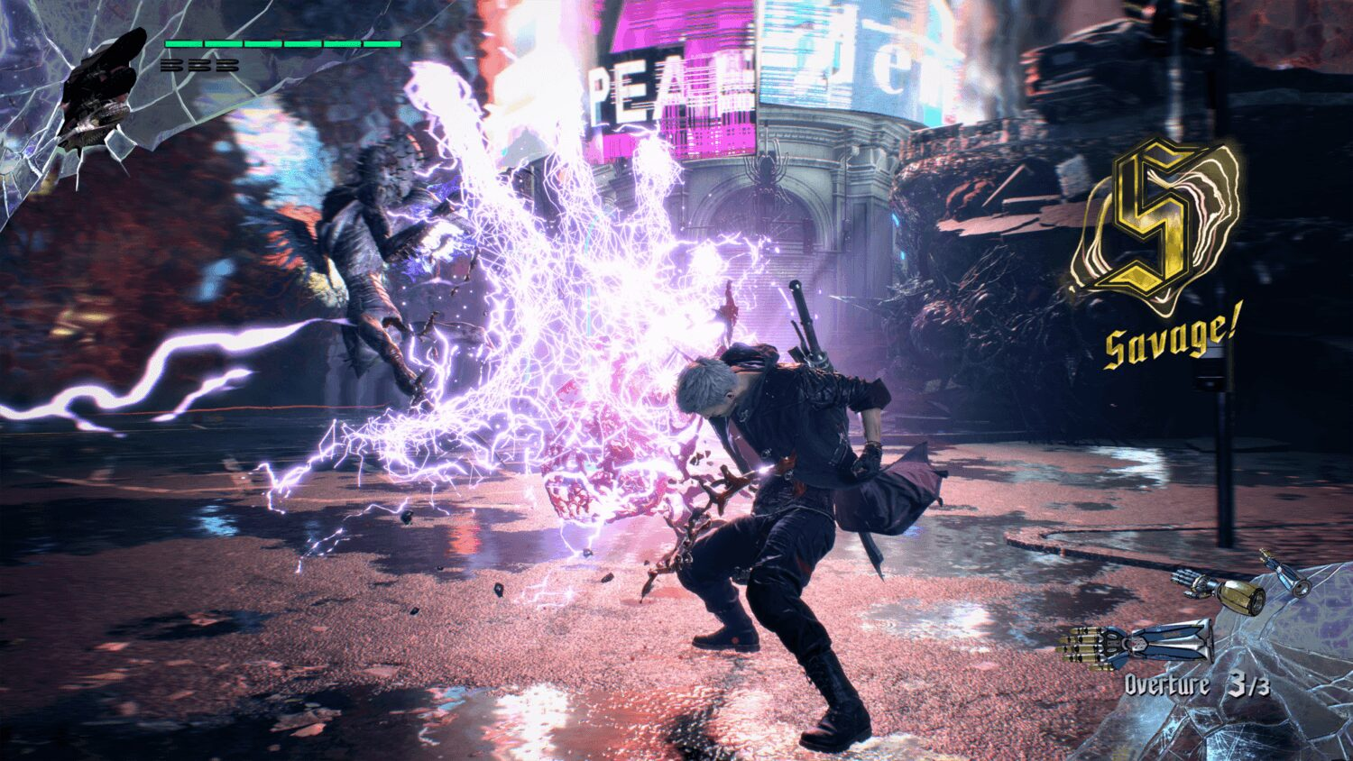 Devil May Cry 5 gamescom 2018