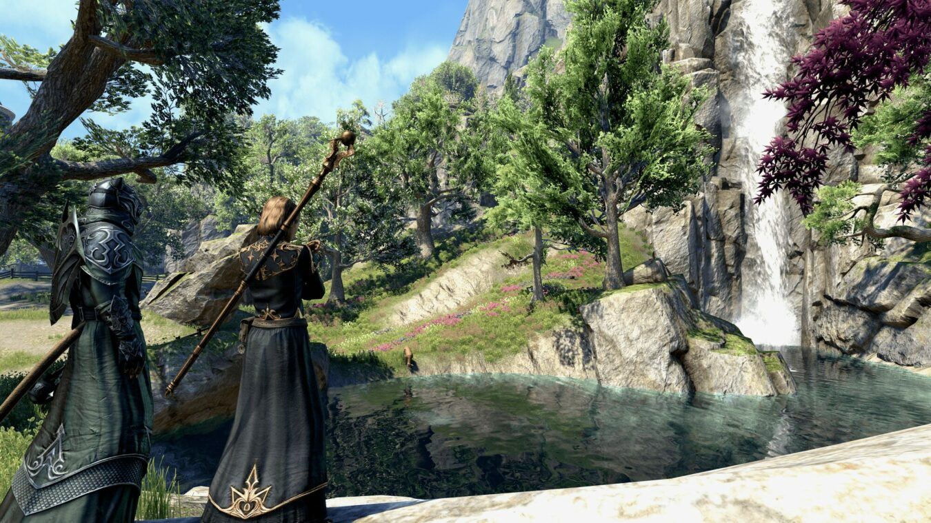 Photo de Test – The Elder Scrolls Online Summerset : la nouvelle épopée de TESO
