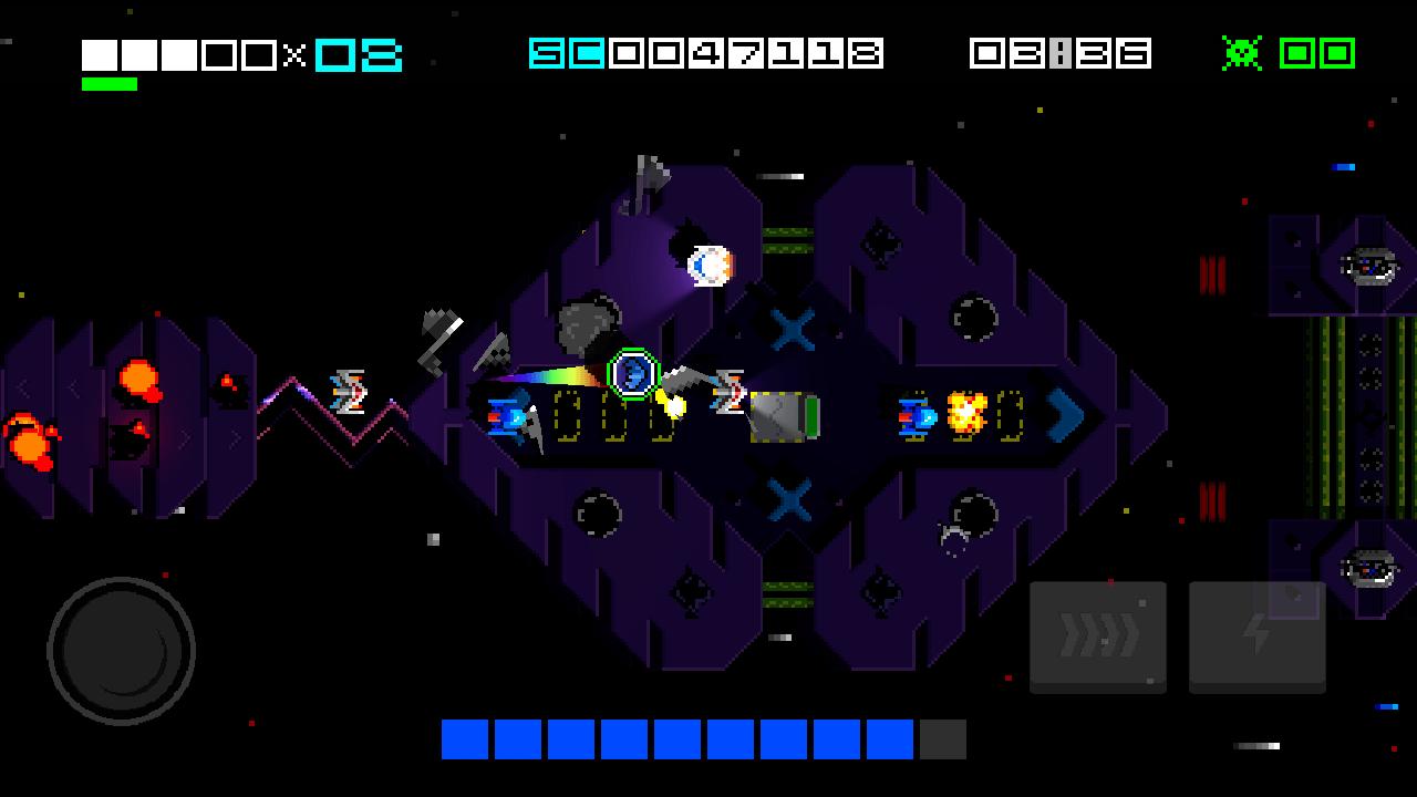 Hyper Sentinel X-Bonus