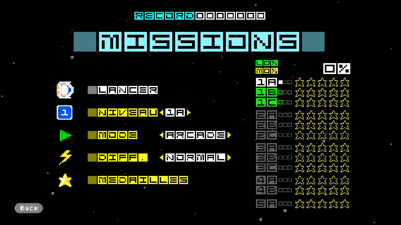 Hyper Sentinel X-Missions
