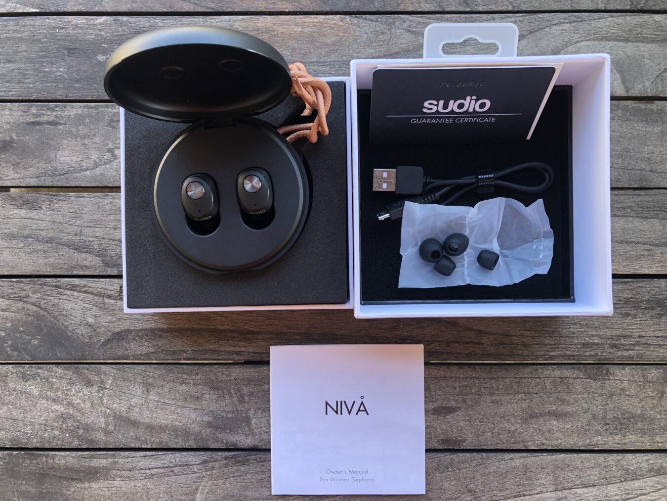Photo de Test – Les NIVÅ de Sudio, des écouteurs bluetooth à la hauteur !