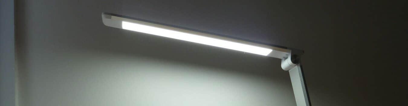 Photo de Test – TaoTronics TT-DL19 : Une lampe design à un prix imbattable