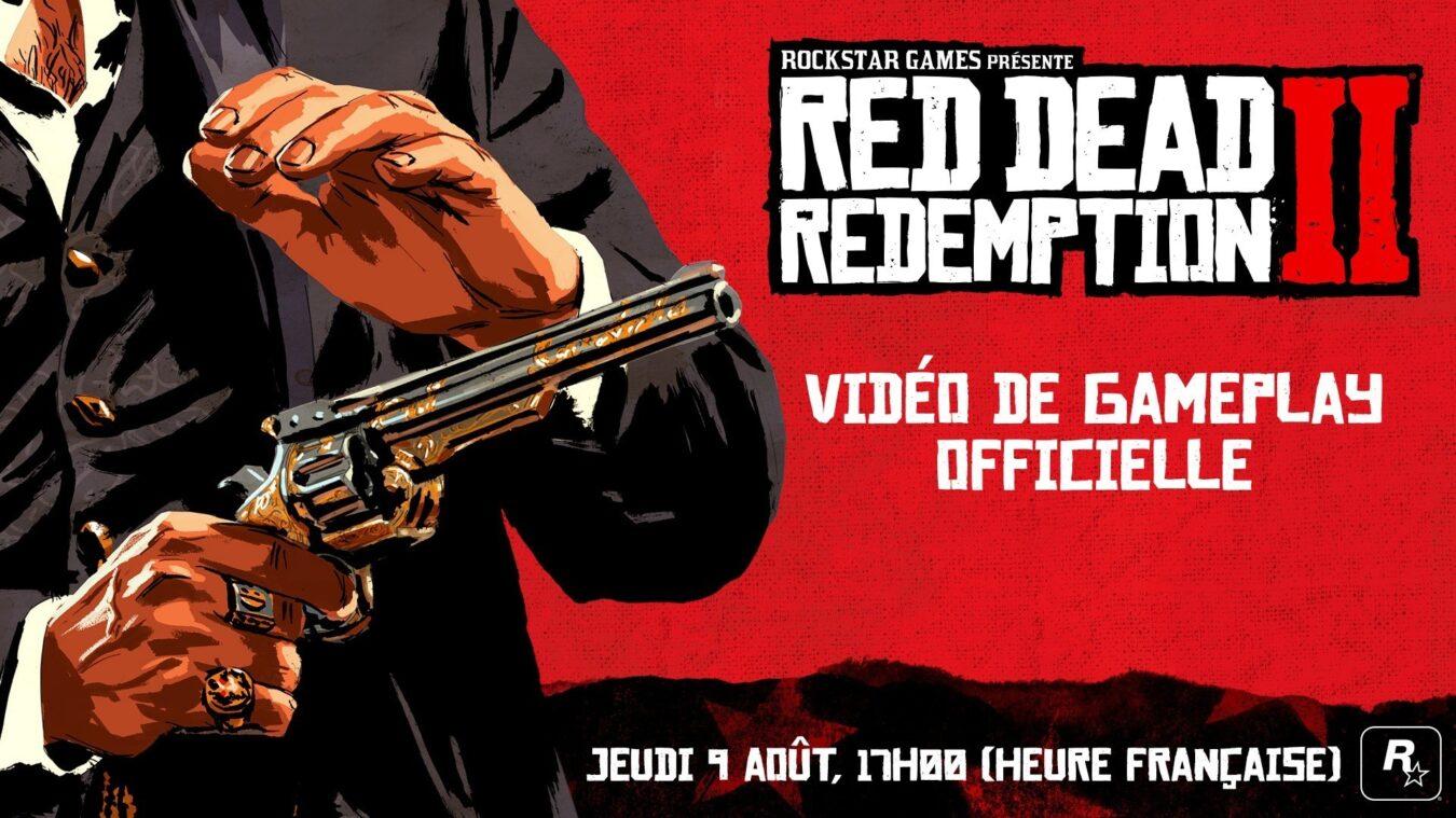 Photo of Red Dead Redemption 2 nous montre du gameplay ce jeudi 9 août !