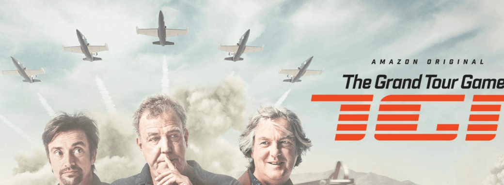 The Grand Tour Game jeu épisodique