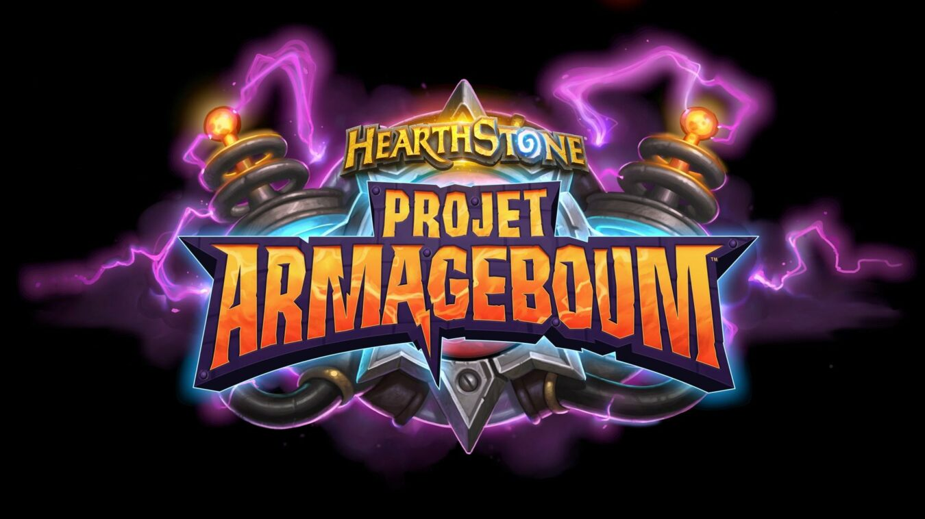 Photo de Hearthstone : l'extension « Projet Armagaboum » arrive demain !