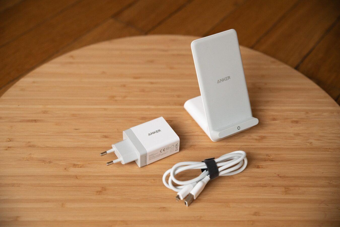 Photo de Test – Anker PowerWave 7.5 : Le chargeur sans fil QI passe la vitesse supérieure !