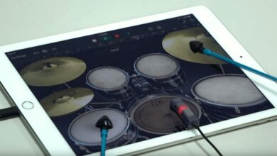 Photo of Touchbeat Smart Drum Kit : La batterie musicale à emmener partout