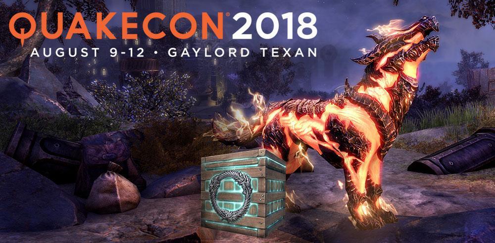 Conférence Bethesda - Quakecon 2018