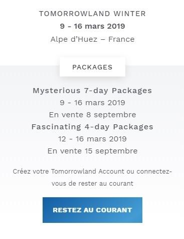 Tomorrowland Winter Alpe d'Huez