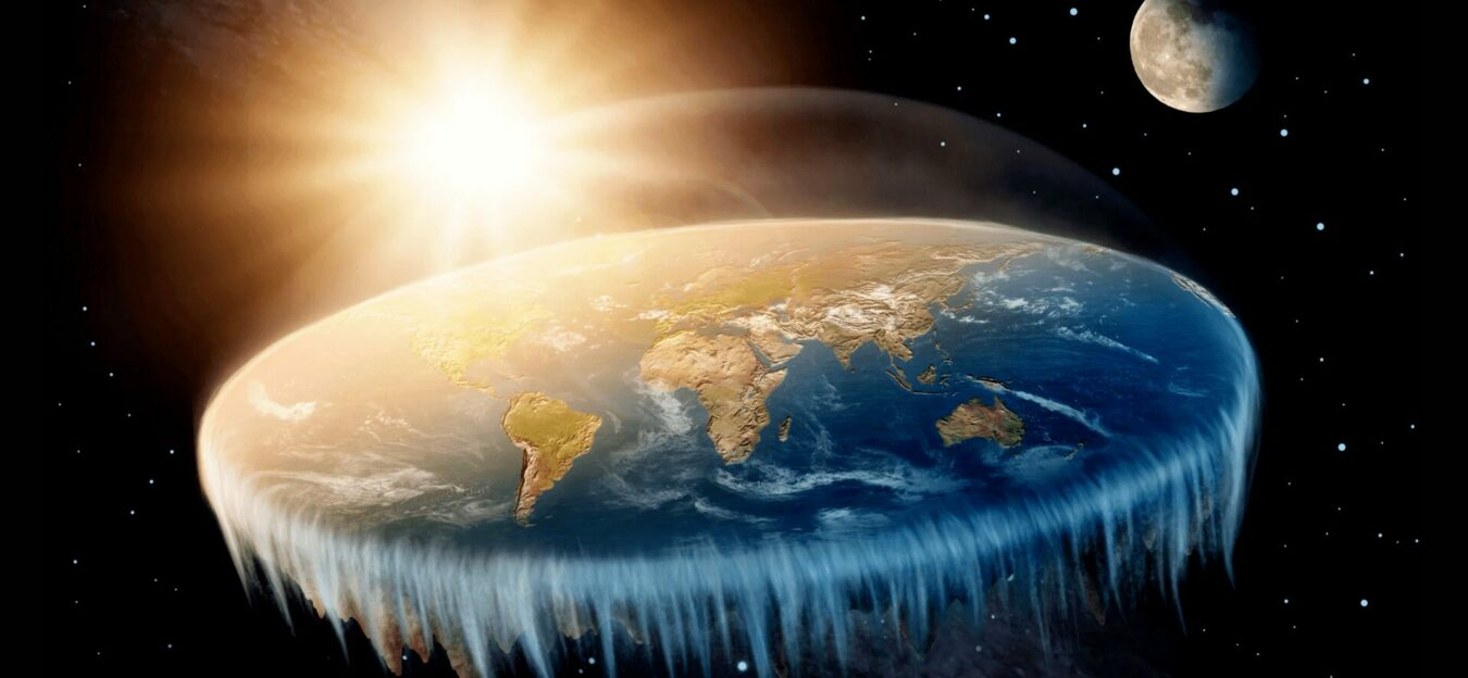 Photo de Maps : Google s'attaque aux adeptes de la Flat Earth Society