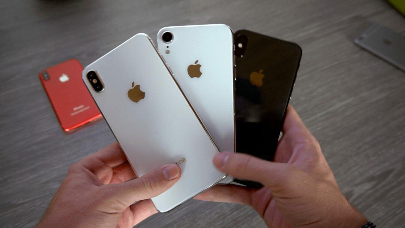Photo de iT3ch a reçu les prochains iPhone 9 et iPhone XI Plus !