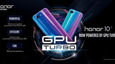 Photo de Honor 10 : une mise à jour va booster le téléphone avec GPU Turbo