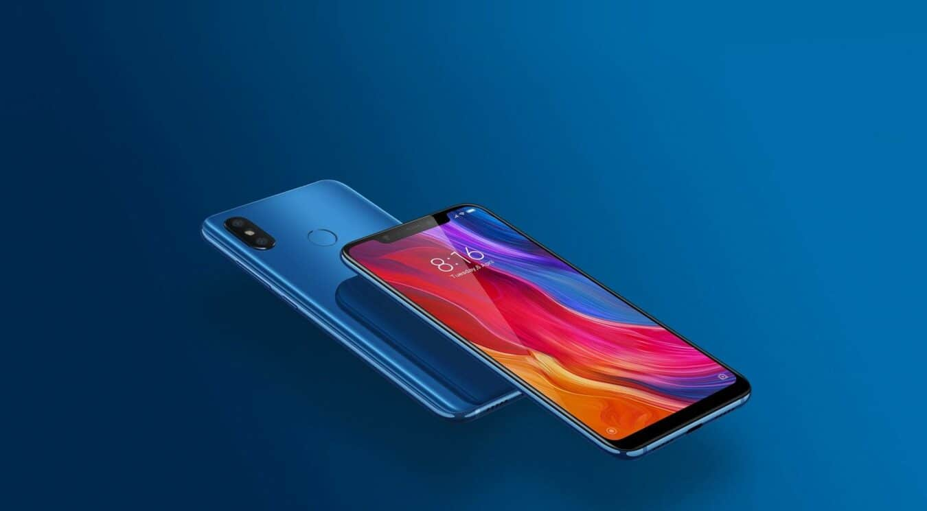Photo de Xiaomi Mi 8 : lancement officiel en France avant le Galaxy Note 9