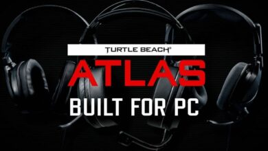 Photo de Turtle Beach sort sa toute nouvelle gamme de casque, la ligne ATLAS