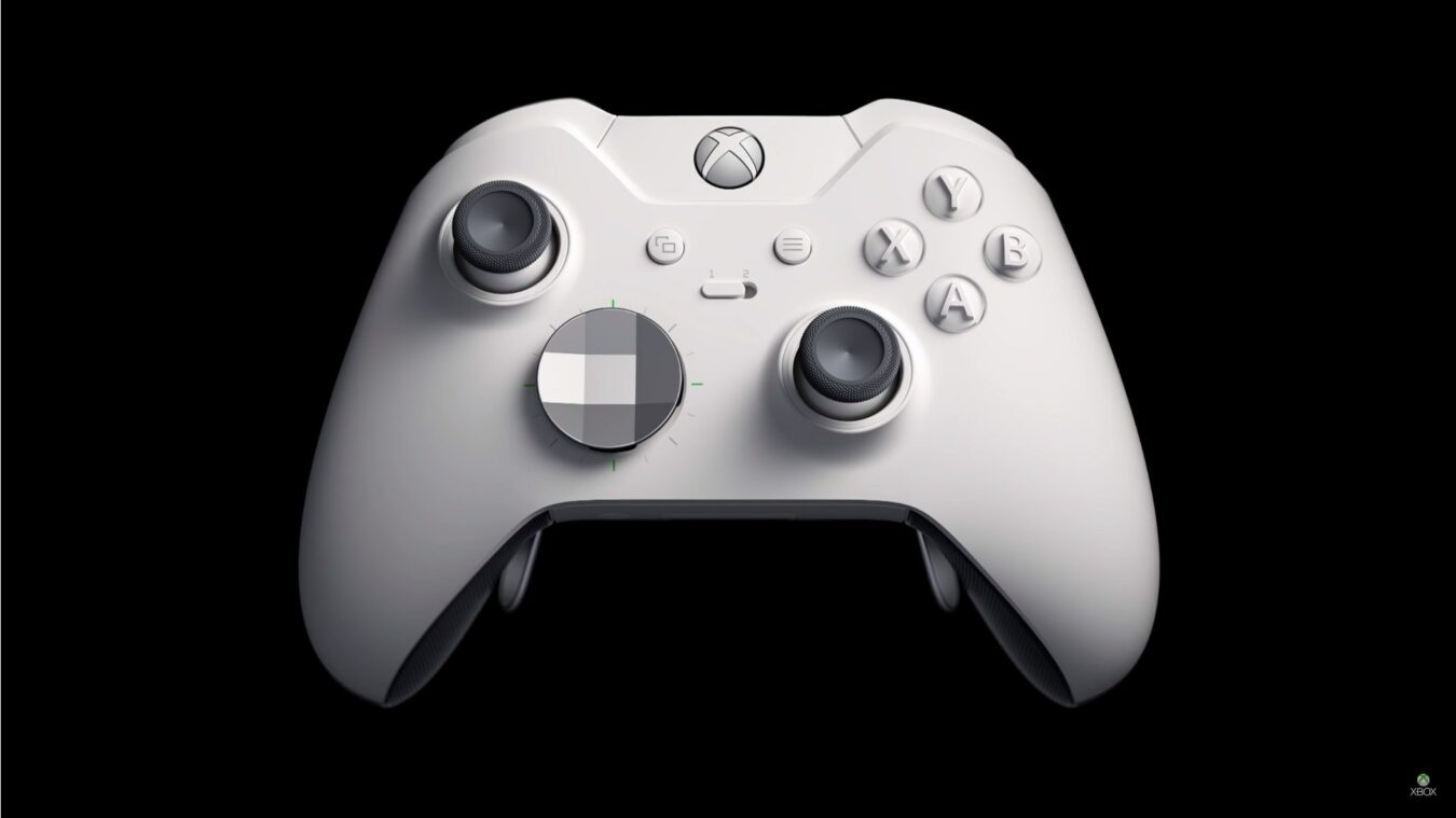 Photo de Xbox One Elite : Voici la nouvelle édition Robot White de la manette sans-fil