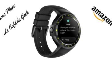 Photo of #BonPlan – La montre connectée Ticwatch S Knight à moins de 150€