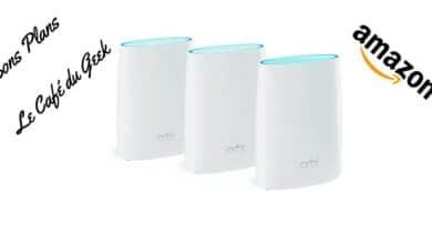 Photo de #BonPlan – Système WiFi Orbi NETGEAR à moins 25%