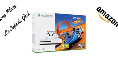 Photo de #BonPlan – Xbox One S 1 To + 2 jeux à moins de 200€