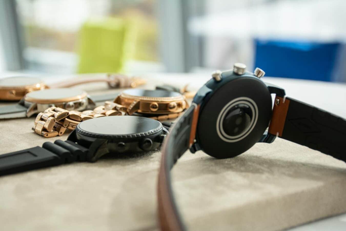 Photo of Fossil présente sa gamme de montres connectées !