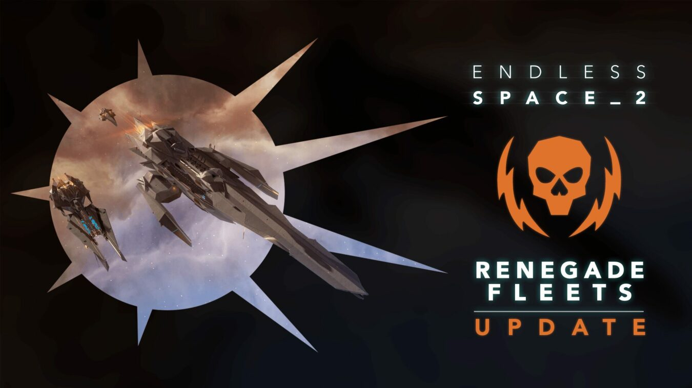 Photo de Renegade Fleets, la mise à jour gratuite d'Endless Space 2 par Amplitude Studios