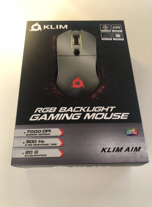 KLIM Aim box