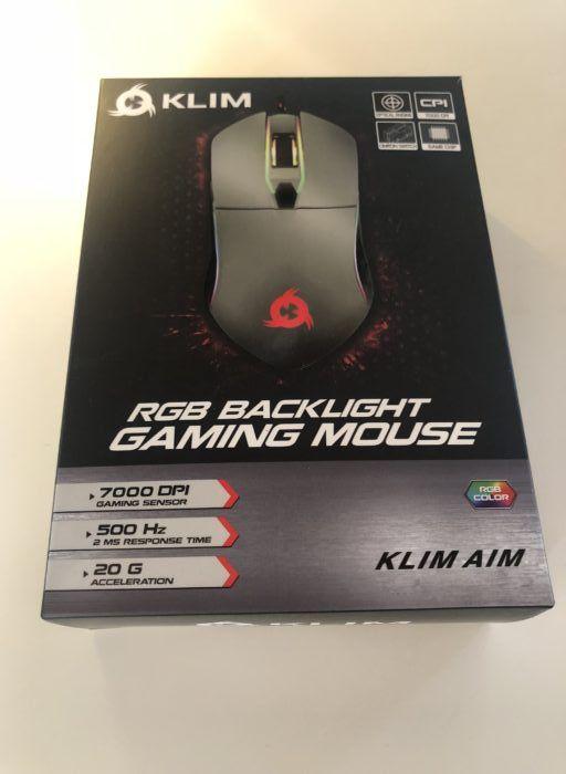 KLIM Aim box