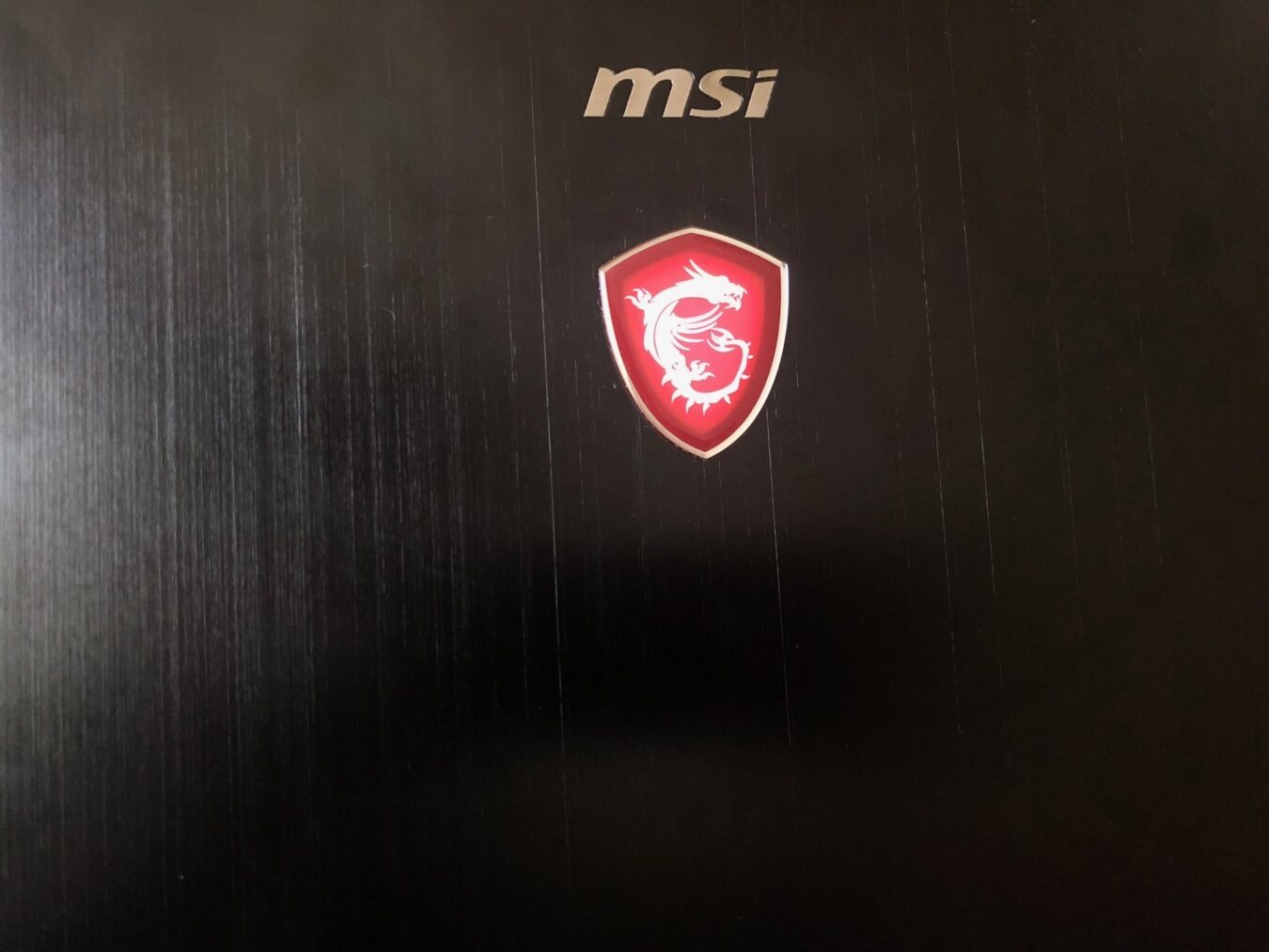 MSI GS63VR 7RG
