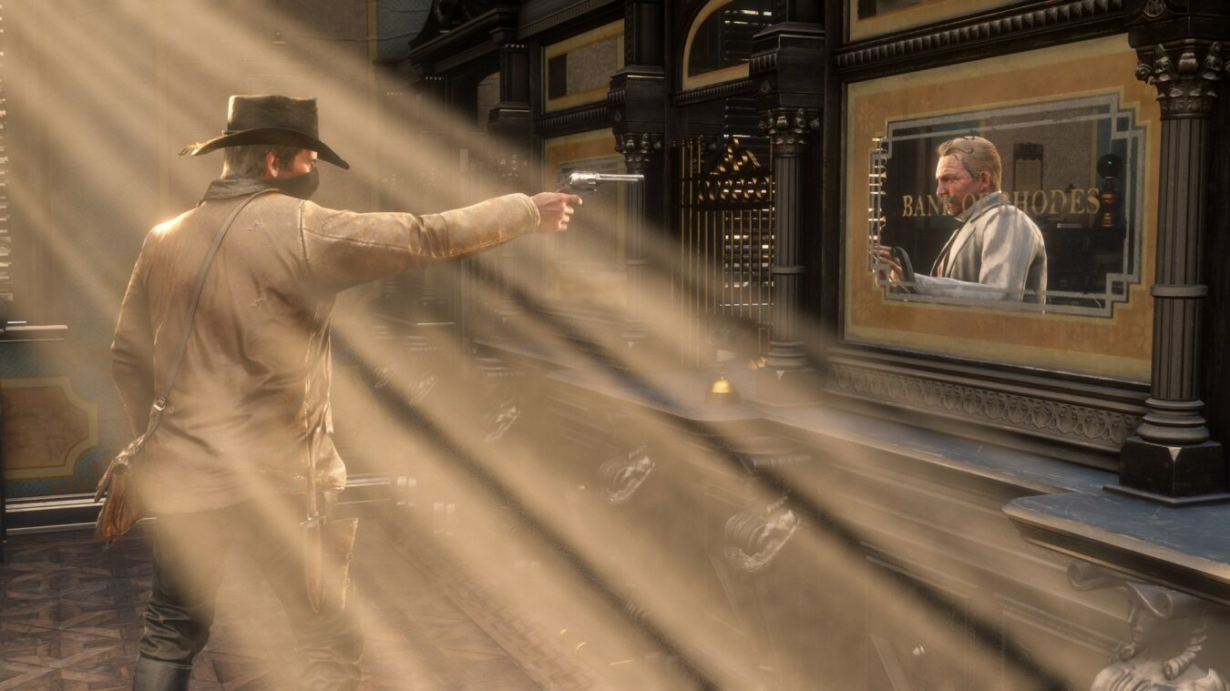 Photo of Red Dead Redemption 2 aura aussi sa vue FPS