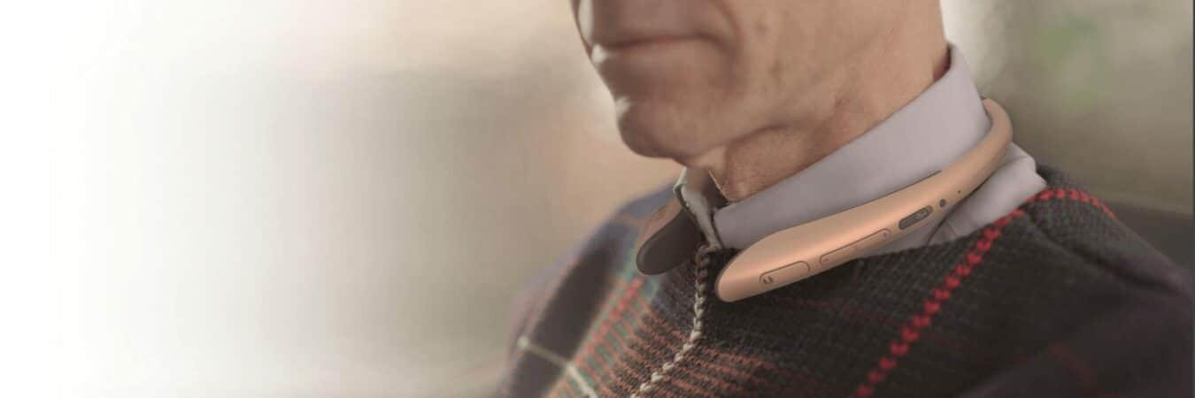 Photo of Ufirst : NUGUNA Neckband – Un casque pour protéger les malentendant et les accros à leur smartphone