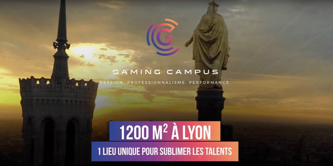 Photo of Gaming Campus : Le campus étudiant dédié à l'industrie du jeu vidéo