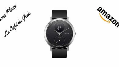 Photo of #BonPlan – Montre connectée Hybride Nokia Steel HR à -32%