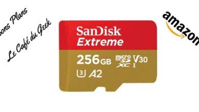 Photo of #BonPlan – Carte microSDXC SanDisk Extreme 256 Go à -25%