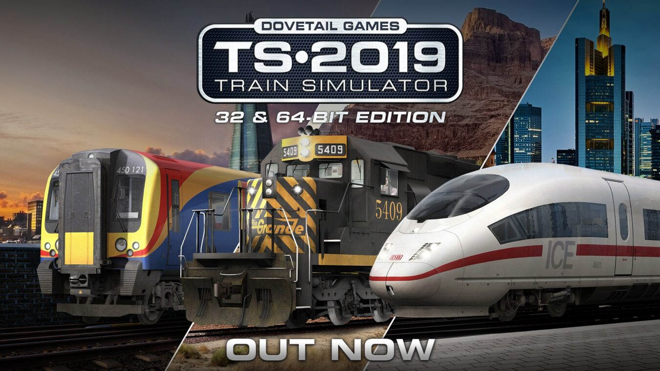 Photo de Actu – Train Simulator passe en version 2019